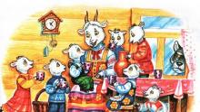 Детская опера «Волк и семеро козлят»