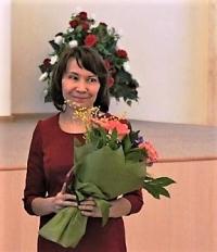 Лилия Тимергаязовна, С днем рождения!