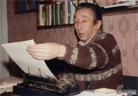 Книжная выставка произведений Булата Рафикова