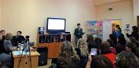 Участие в работе II Форума молодых библиотекарей республики