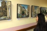 Выставка картин Виктора Домашникова