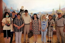 Национальный музей для особых экскурсантов